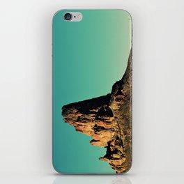 Desertic landscape 4 iPhone Skin