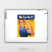 We Can Do It! Always! Laptop & iPad Skin