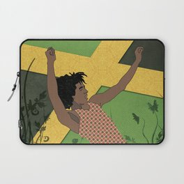 Raggae Man Laptop Sleeve