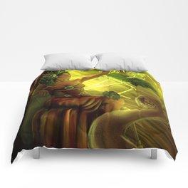 Victorian Plague Comforters