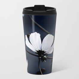 Wild Flowers 1 Metal Travel Mug