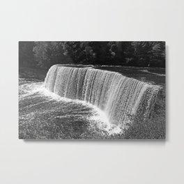 Tahquamenon Upper Falls III Metal Print