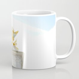 Golden. Coffee Mug