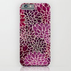 Floral Abstract 12 iPhone 6s Slim Case