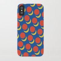 lichtenstein iPhone & iPod Cases featuring Wanna-Be Roy Lichtenstein Pattern #3 by Heidi Clifford