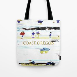Coast Oregon Tote Bag