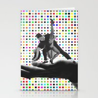 dirty dancing Stationery Cards featuring Dancing by Cs025