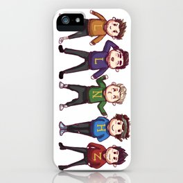 Weasley Jumpers iPhone Case