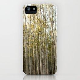 Backyard Density iPhone Case