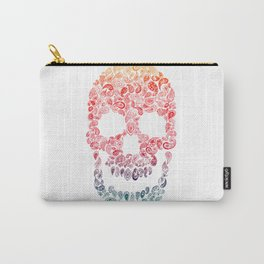 Death By Paisley Carry-All Pouch