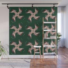 Giraffe (Light Up) Wall Mural