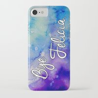 friday iPhone & iPod Cases featuring Friday by Jamie Marie Lyon