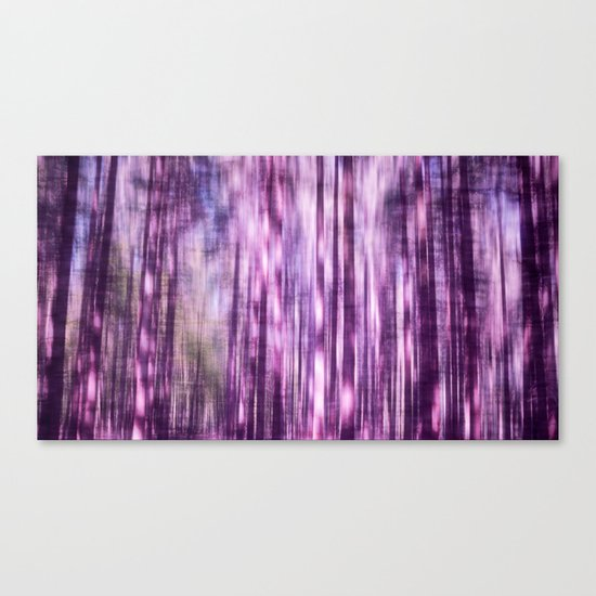 woodland dreams Canvas Print