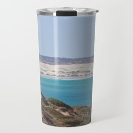 Distant Sacred Land on Nullarbor Travel Mug