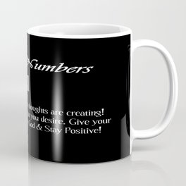 angeL Numbers #1 Coffee Mug