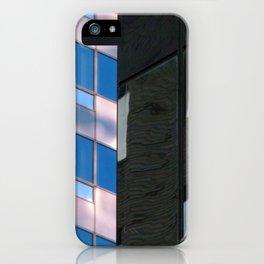 Manhattan Windows - Horizon iPhone Case