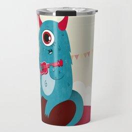 The singing Monster Travel Mug