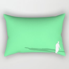 Shadow Play Rectangular Pillow
