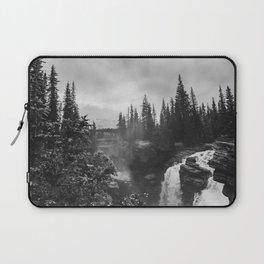 Athabasca Falls Laptop Sleeve
