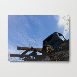Smallwood Metal Print