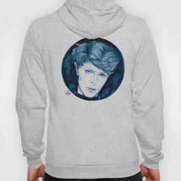 Planet Earth is Blue // Bowie Hoody