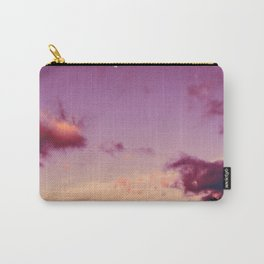 Costa Rican pink sky Carry-All Pouch