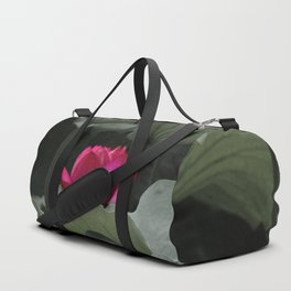 Nature's Pink Duffle Bag