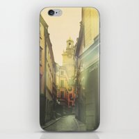 stockholm iPhone & iPod Skins featuring Stockholm by Viviana Gonzalez