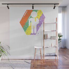 Well Played Gravity - Get Well Broken Arm Fun Gift Wall Mural