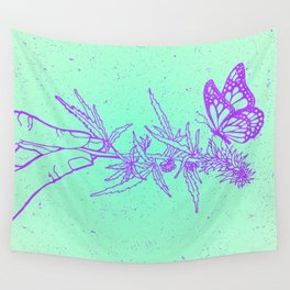 Fly High Ladies Wall Tapestry