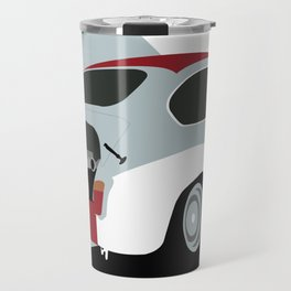 Fiat Abarth 1000 Travel Mug