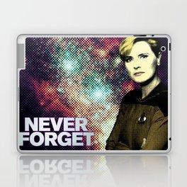 Never Forget Tasha Laptop & iPad Skin
