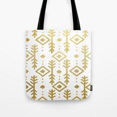 GOLD NORDIC Tote Bag