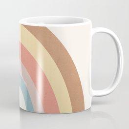 Abstract Rainbow Coffee Mug
