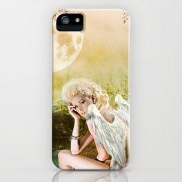 Kristen iPhone Case
