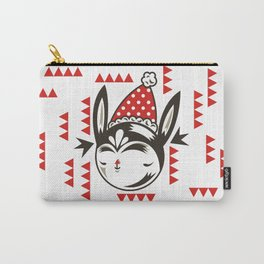 Red Remy Carry-All Pouch