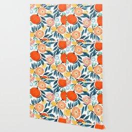 Fruit Shower Wallpaper