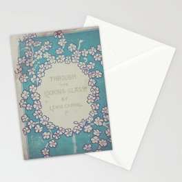 Vintage Alice Stationery Cards