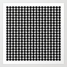 Fortuyn Pattern Art Print