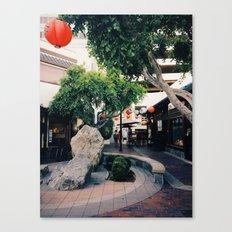 Little Tokyo Canvas Print