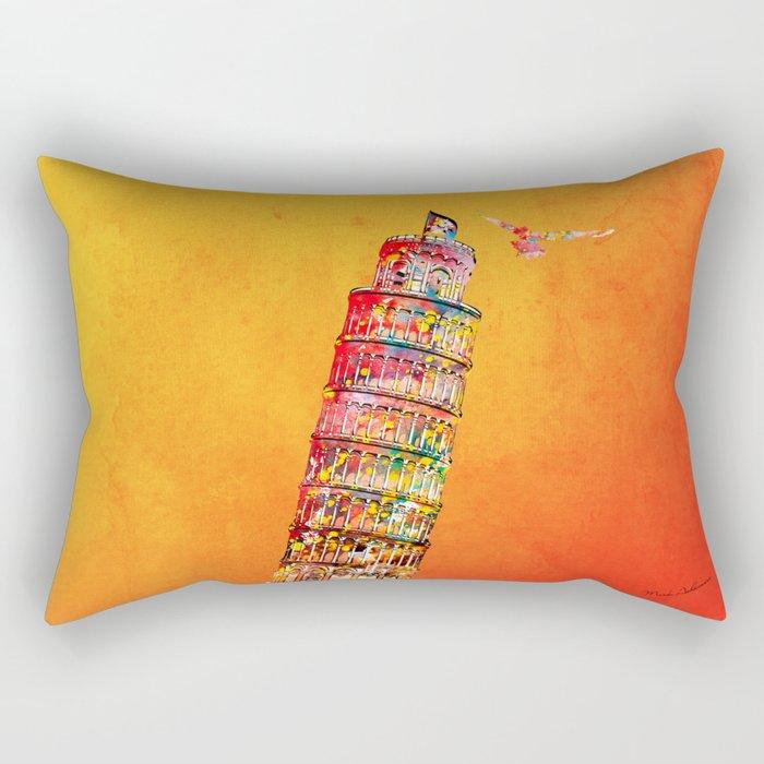 Italy  Rectangular Pillow