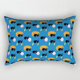Gal Pals Rectangular Pillow