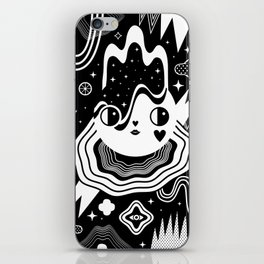 Aurora iPhone Skin