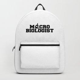 Micro Biologist Backpack