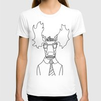 moose T-shirts featuring Moose by Compassion Collective