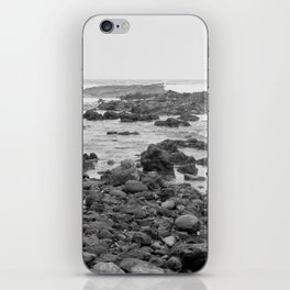 Rock Arch at Crystal Cove, Newport Beach, California iPhone Skin