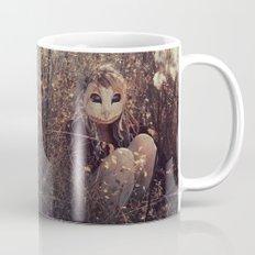 Owl Girl Mug