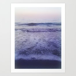 Velvet Morning Art Print