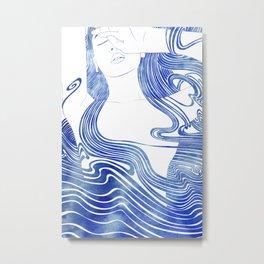 Galene Metal Print