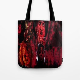 Masters Of All Horrors Tote Bag